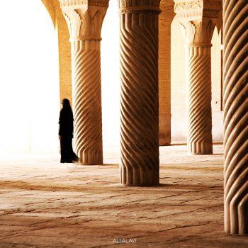 Vakil Mosque - Shiraz © Ali Alavi