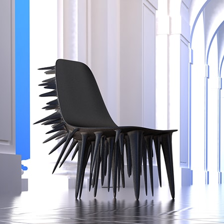 icicle chair