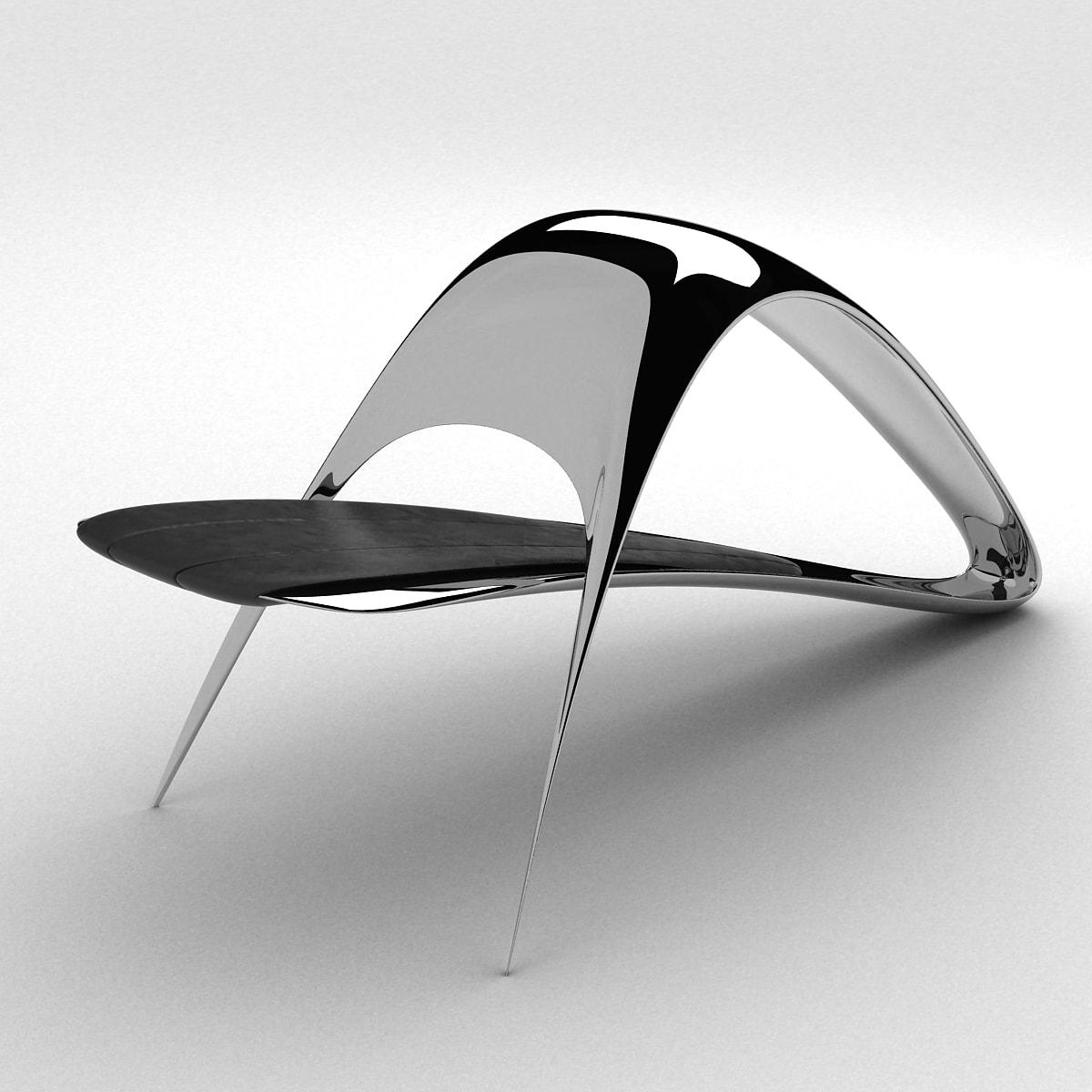 صندلی پرستو - علی علوی
